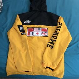 Supreme X North Face Expedition Parka Jacket RARE !!!