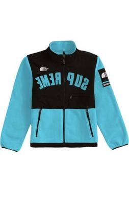 Supreme x The North face Arc Logo Denali Fleece Teal SS19 Me