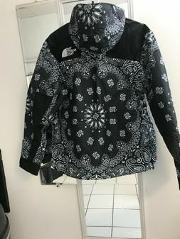 Supreme x The North Face TNF Bandana Paisley Mountain Jacket