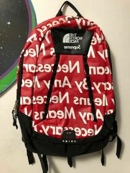 Supreme X The North Face TNF By Any Means Necessary BAMN Bac