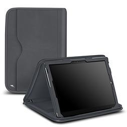 Surface Pro 4 Case, rooCASE  Executive Premium Genuine Leath