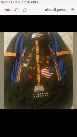 The North Face Surge ll Transit laptop Backpack - TSA Friend