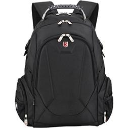 Swiss Ruigor 9508 Water Resistant Polyester Laptop Backpack