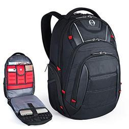 Swiss Backpack for Men, TSA Smart Scanner Friendly Laptop Bu