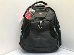 "SWISS GEAR 18"" Inch Scan Smart Laptop Backpack Tablet Safe"