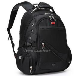 """Swiss Gear Men 17"""" 15"""" Laptop Backpack Outdoor Bag Swiss Sty"""