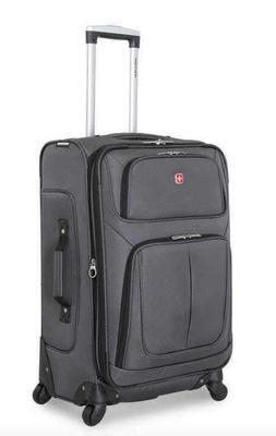 "Swiss Gear SA6283 25""x16""x8.5"" Rolling Case - Charcoal"