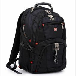 Swiss gear Waterproof Travel Laptop Backpack Computer Notebo
