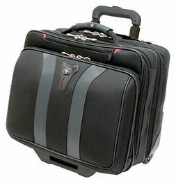 Swissgear Granada Rolling Case Nylon for Upto 17-Inch Notebo