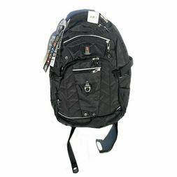 swissgear travel gear laptop backpack black