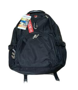 SwissGear Travel Gear SA5977 Laptop Backpack- EXCLUSIVE Blac