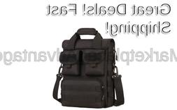 Tactical Briefcase Military Laptop Messenger Bag Computer Sh