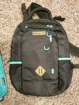 """Columbia Tamolitch Backpack With 15"""" Laptop Pocket, Black"""