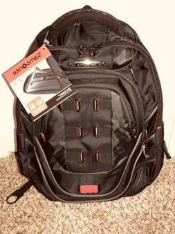 """Samsonite Tectonic 17"""" Perfect Fit Laptop Backpack Black 515"""