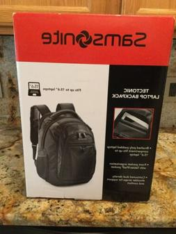 tectonic perfectfit laptop backpack for 15 6