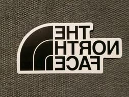 THE NORTH FACE Sticker Decal Logo