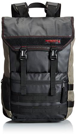 Timuk2 Rogue Laptop Backpack, OS, Carbon Full-Cycle Twill