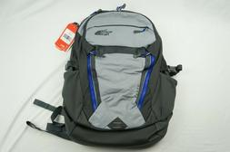 The North Face TNF Surge Backpack Heather Gray 15.5in Laptop
