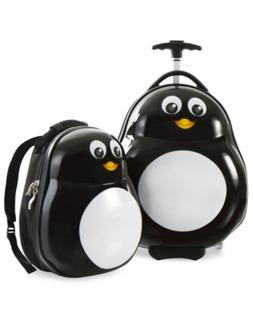 Heys Travel Tots Penguin 2-pc Luggage & Backpack Set