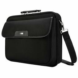 Targus Traditional Notepac Case for 15.4-Inch Laptops, Black