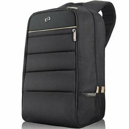 Solo Transit 15.6 Inch Laptop Backpack, Black