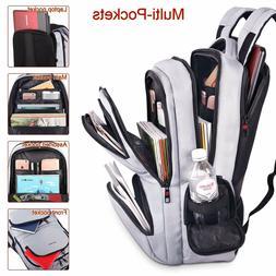 KUPRINE Travel Anti Theft Slim Durable Laptop Backpacks for