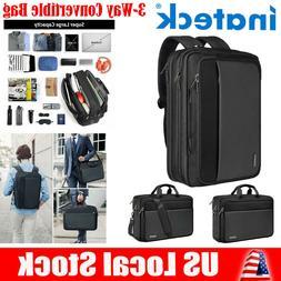 "Inateck Travel Gear 15.6"" Laptop Backpack Swiss Waterproof R"
