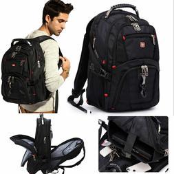 travel gear men 15 laptop backpack swiss