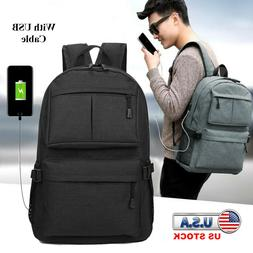 Travel Laptop Backpack Business Anti Theft Slim Durable Lapt