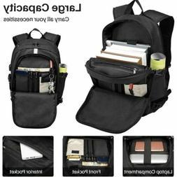 Raydem Travel Laptop Backpack for Women Men 15.6Inch Anti Th