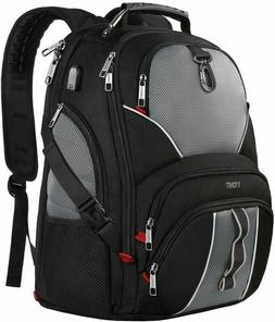 Travel Laptop Backpack, Large Computer Backpack Bag Fits 17
