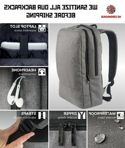 Fashion Travel Laptop Backpack Water Resistant Business Scho