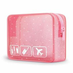 Travel Toiletry Organizer Waterproof Bag for Women Carry on