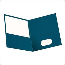 Oxford® Twin-Pocket Folder