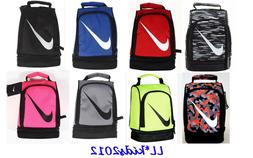 89bcfdb59656 Nike two compartments insulated lunch box tote bag for schoo