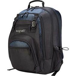 """Targus TXL617 'XL Laptop Backpack' Black & Blue for 17"""" Lapt"""