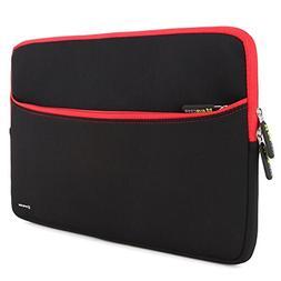 Evecase 15.6-Inch Ultra-Slim Neoprene Padded Sleeve Case Bag