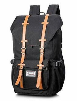 Leaper Unisex Laptop Backpack Retreat Backpack School Bag Tr