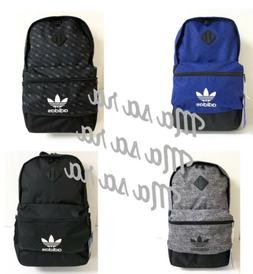 Adults Adidas Originals CLASSIC 3-STRIPES 3 BACKPACK Laptop
