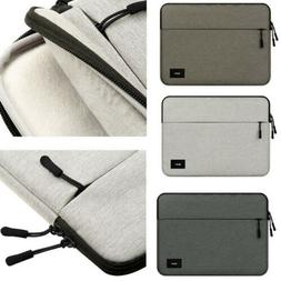 """Universal Laptop Sleeve Case Pouch Bag For 14"""" 15"""" 15.6"""" D"""