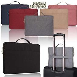 """Universal Sleeve Case Carry Hand Bag Pouch For 11"""" 13"""" 14"""" 1"""
