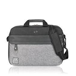 "Solo Urban Code Laptop Briefcase 15.6"", Grey"
