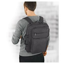 "Solo Urban Convertible 15.6"" Laptop Briefcase Backpack UBN31"