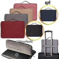 "For Various 12"" 12.5"" HP EliteBook Carry Laptop Sleeve Noteb"