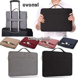 """For Various 14"""" LENOVO ThinkPad Carry Laptop Sleeve Notebook"""