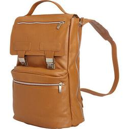 Piel Leather Vertical Backpack