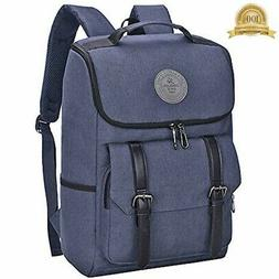 Vintage Laptop Backpack For Women Men Stylish College Travel