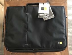 """Case Logic VNM-217 Carrying Case Messenger Bag for 15-17"""" La"""
