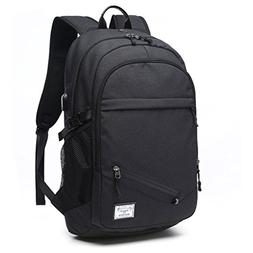 MATMO Water Resistant Laptop Backpack with USB Port for Men