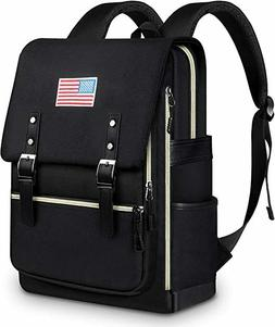 Water Resistant Laptop Backpack & Travel Bag with USB Chargi